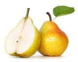 pears are moistening