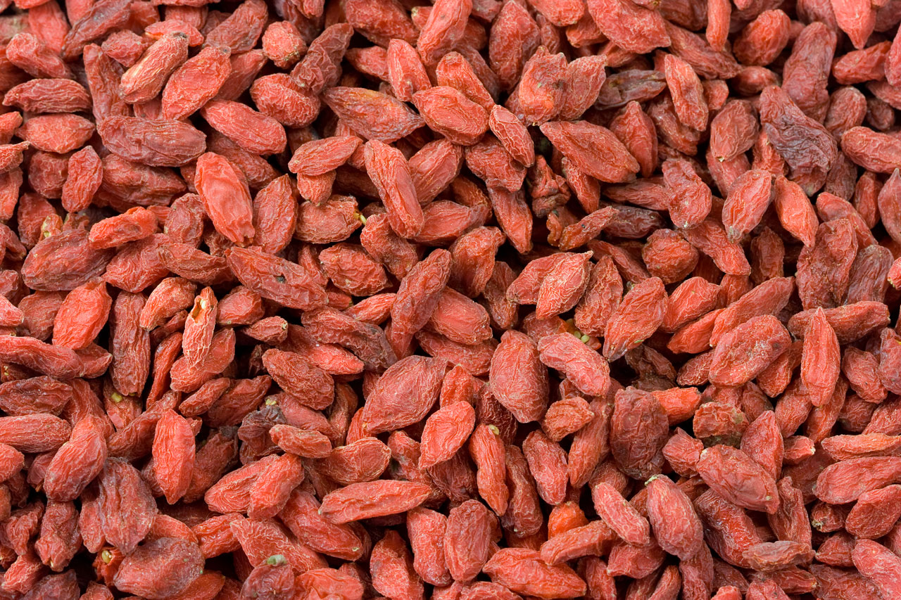 goji berries eye health