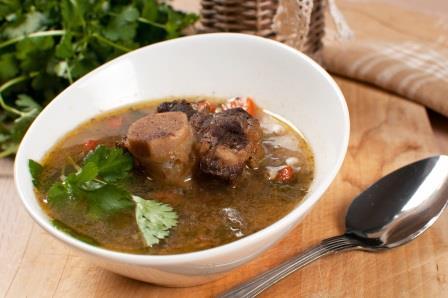 tcm nutrition oxtail soup