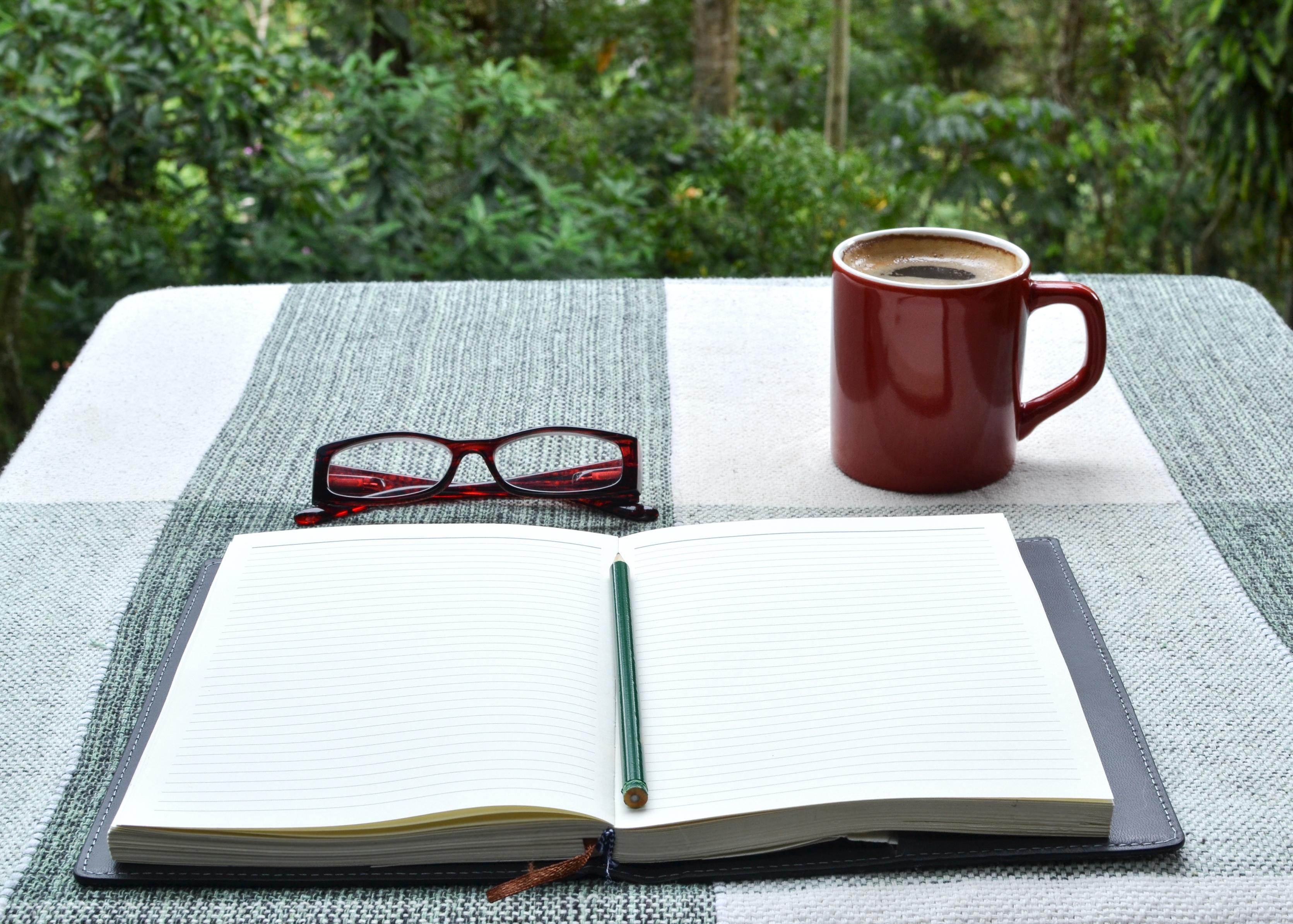 gratitude journal new year