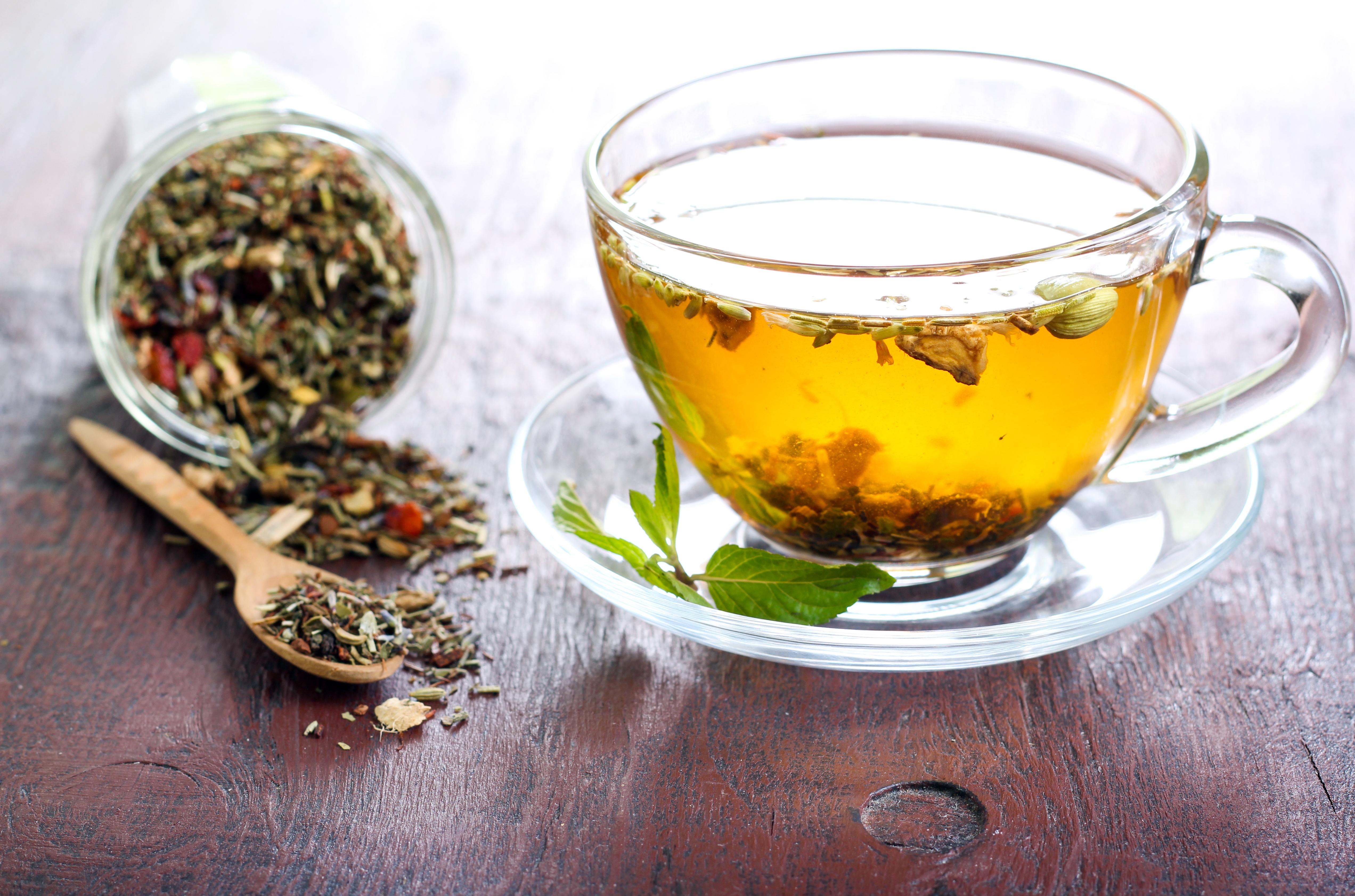 Herbal TEA AOMA Austin