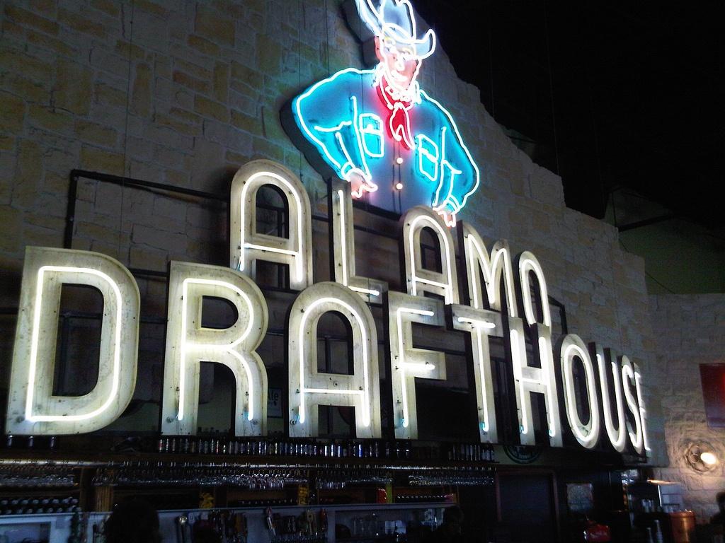 Alamo Drafthouse Austin TX