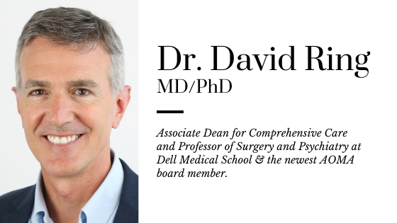 Dr. David Ring MD PhD