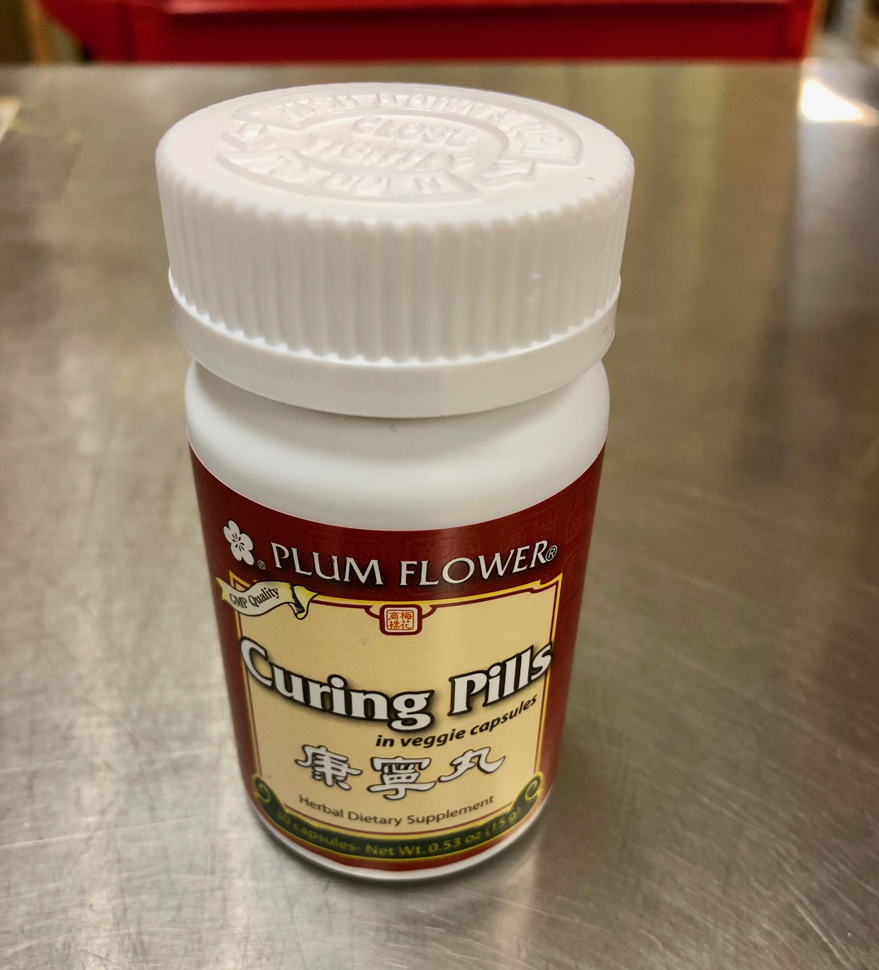 Curing Pills AOMA Austin TX