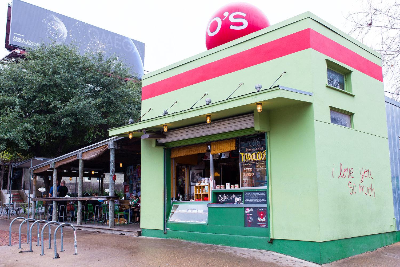 Jo's Coffee Austin TX