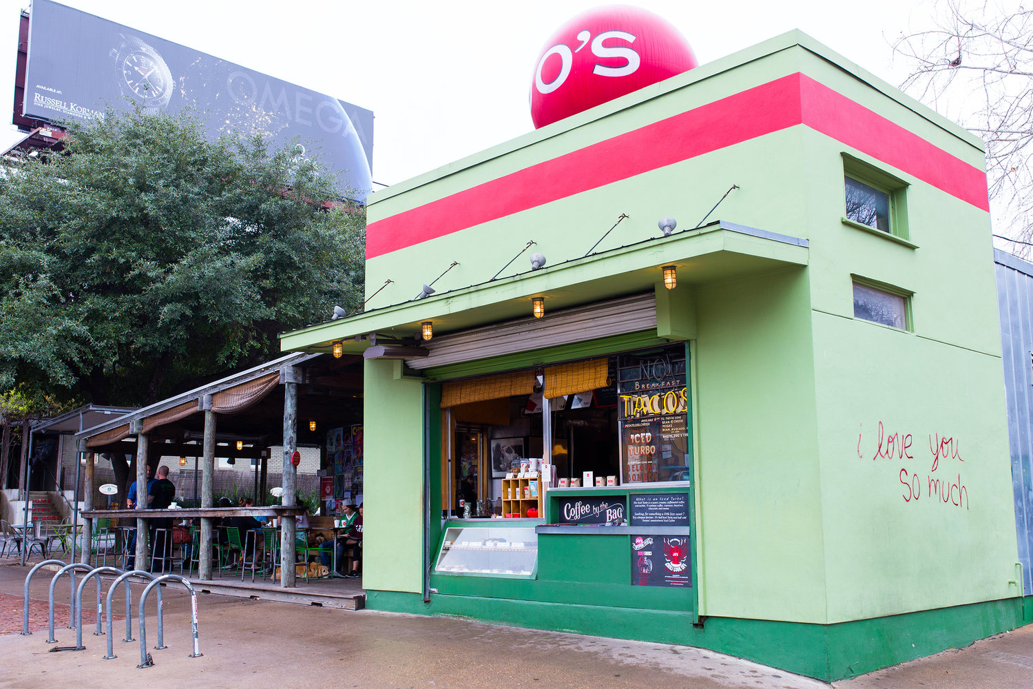 Jo's Coffee Austin TX
