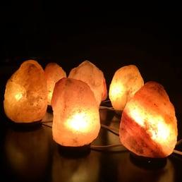 Salt lamps_stock