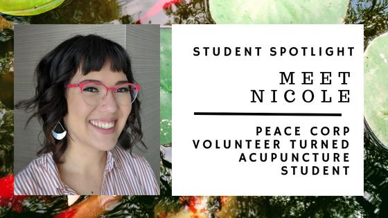 AOMA Student Spotlight Nicole