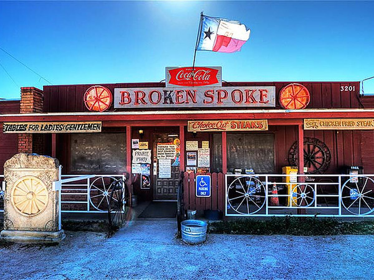Broken Spoke Austin TX